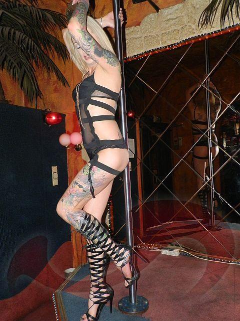 nachtclub massage fetisch